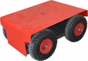 складской робот повышенной мощности